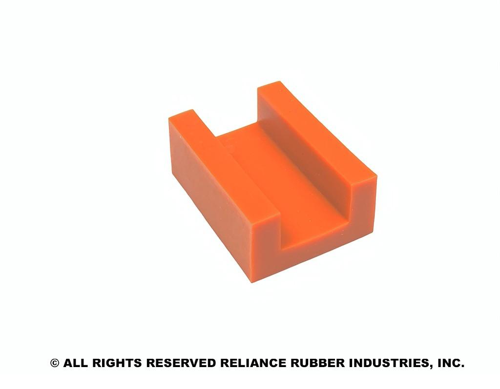 Silicone Rubber U-Channel (1)