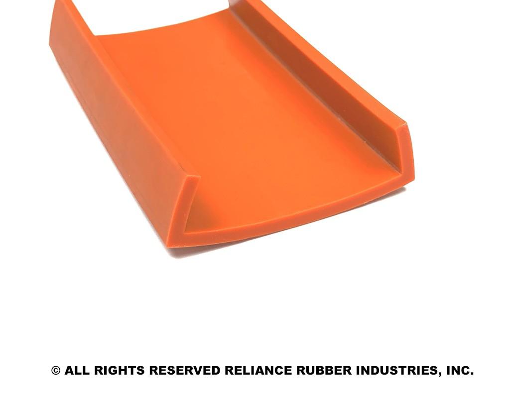 Silicone Rubber U-Channel (2)