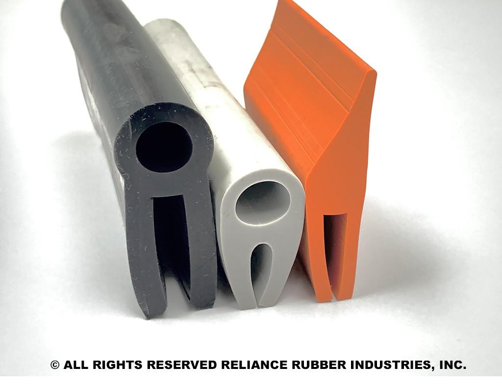 Silicone Rubber U-Channel (3)