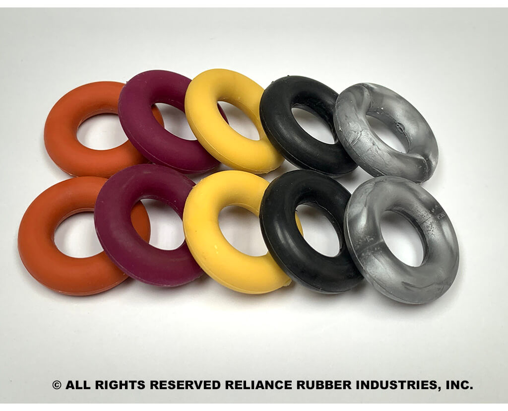 Custom Rubber O-Rings Profile (6)